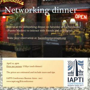 IAPTI Networking