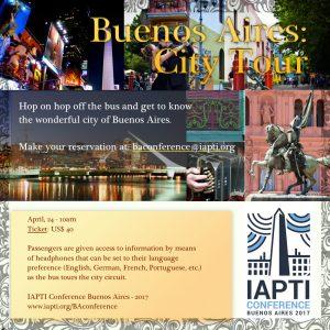 IAPTI city tour