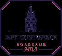 IAPTI Conference Bordeaux 2015