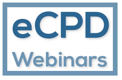 eCPD Webinars